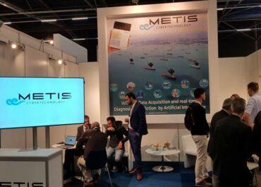 METIS exhibits at Europort 2017 - Rotterdam