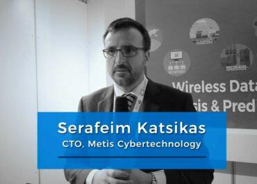 SAFETY4SEA meets Mr. S. Katsikas at Europort 2017