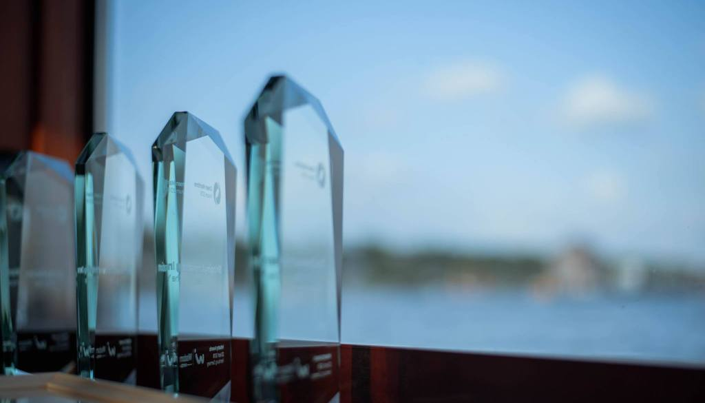 METIS won the Service Provider of the Year award - Green Maritime Forum