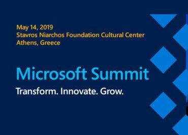 METIS participates @ Microsoft Summit Greece 2019