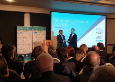 METIS awards NAVTOR, the winner of Smart4Sea, E-Navigation Award