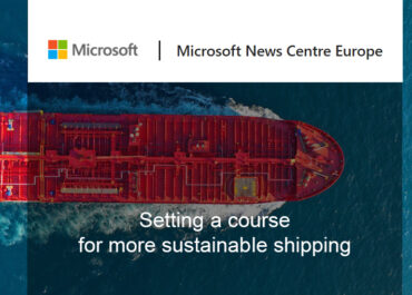 Setting a course for more sustainable shipping