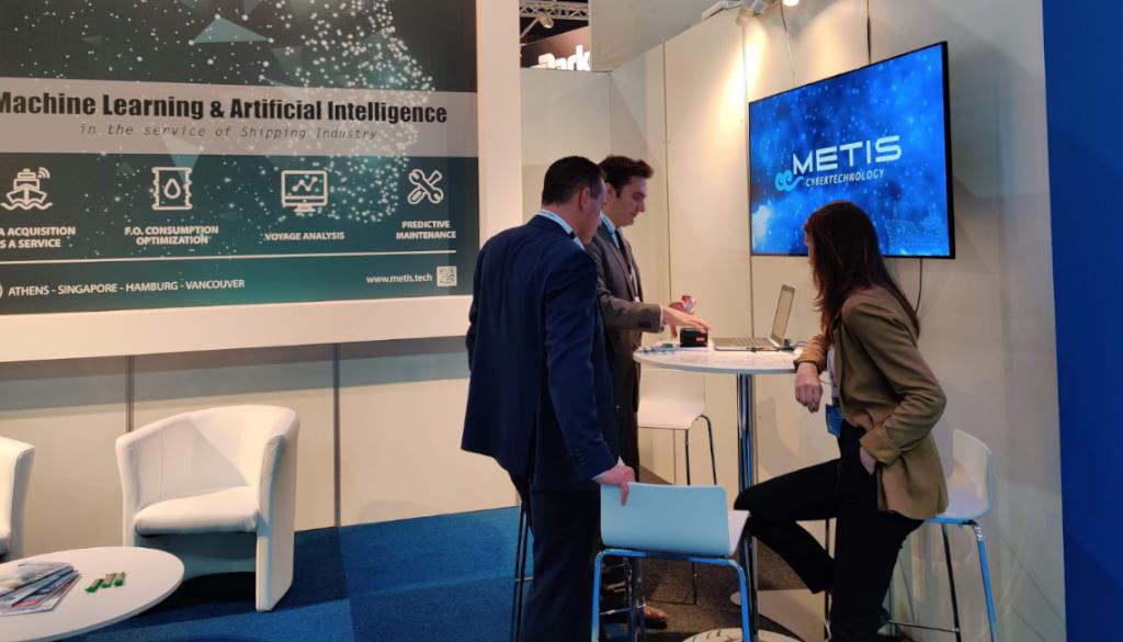 METIS-at-Europort-2019