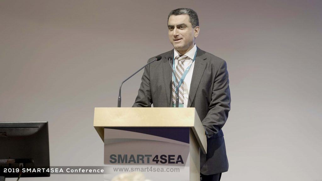 METIS - M. Konstantinia at smart4sea19