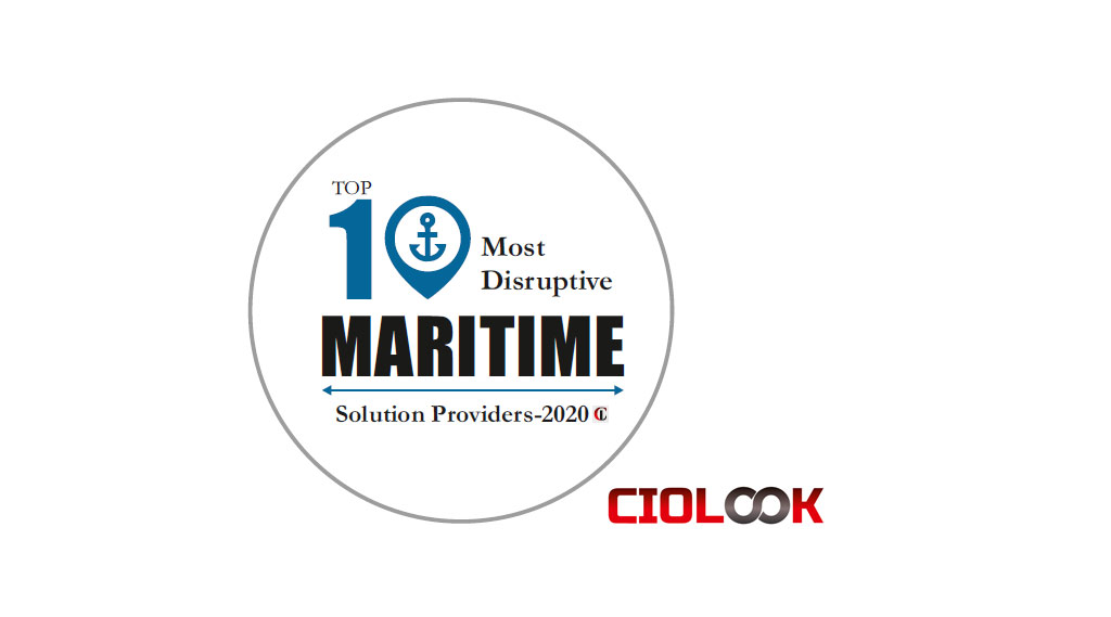 METIS in the top 10 Maritime Solution Providers