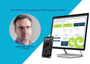 METIS first with predictive AER emissions INDEX  for Poseidon Principles