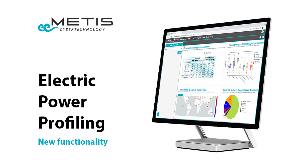Electric power profiling