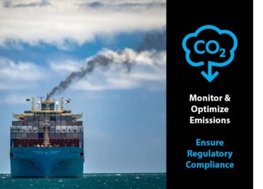 Shipping's first AER emissions index