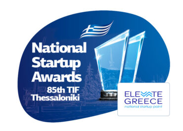 """METIS wins ELEVATE GREECE """"Business Development and Extroversion"""" award"""