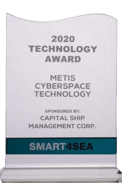 Smart4Sea Technical Award 2020 METIS